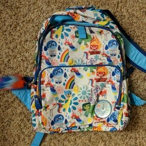 NWOT Disney Inside Out Backpack